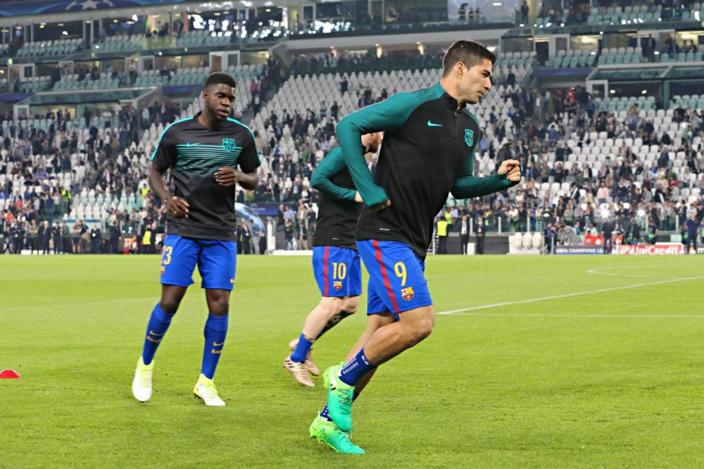 Luis Suárez Juventus Turin