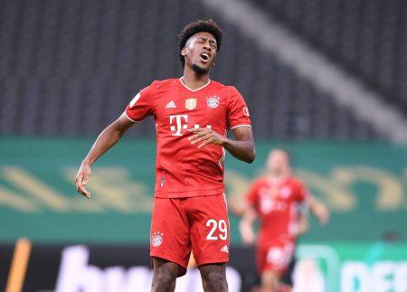 Coman, FC Bayern