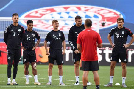 Bayern, Flick, Goretzka, Süle, Gnabry, Ulrich