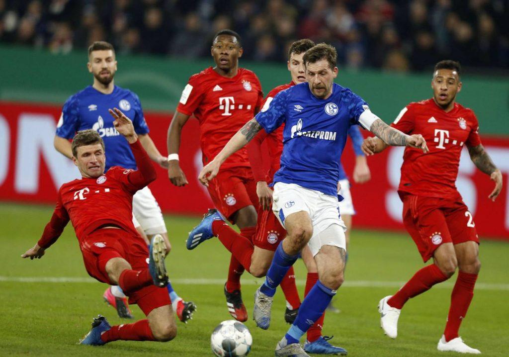 Schalke, Bayern
