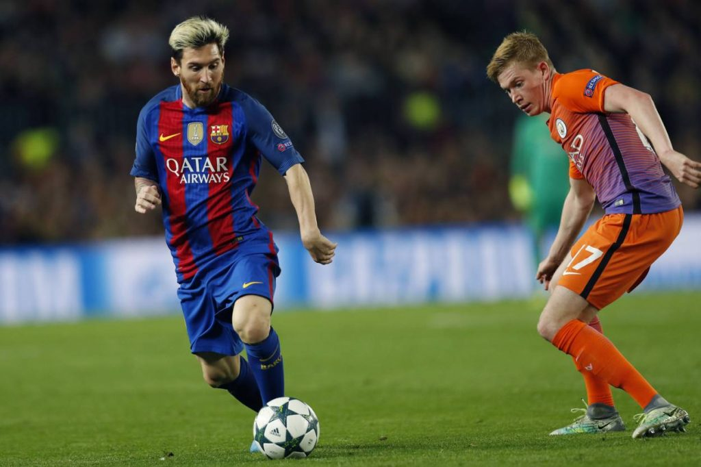 De Bruyne pips Messi as best passer in FIFA 21 Player Ratings