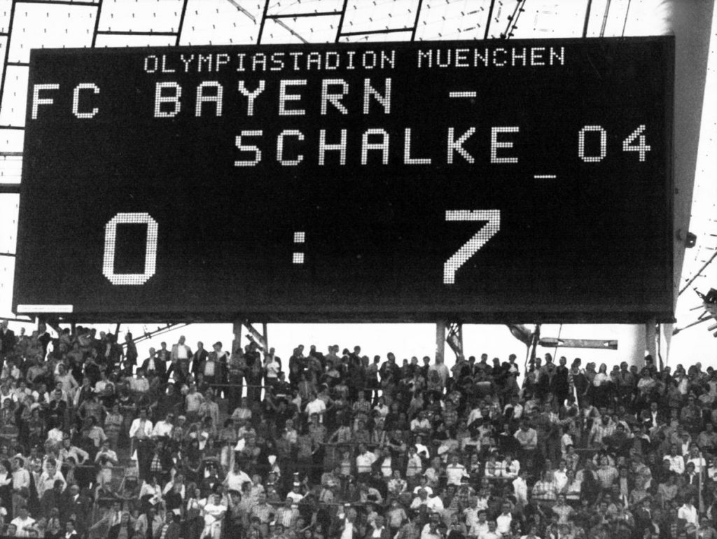 Bayern München, Schalke 04, FC Bayern, Bundesliga