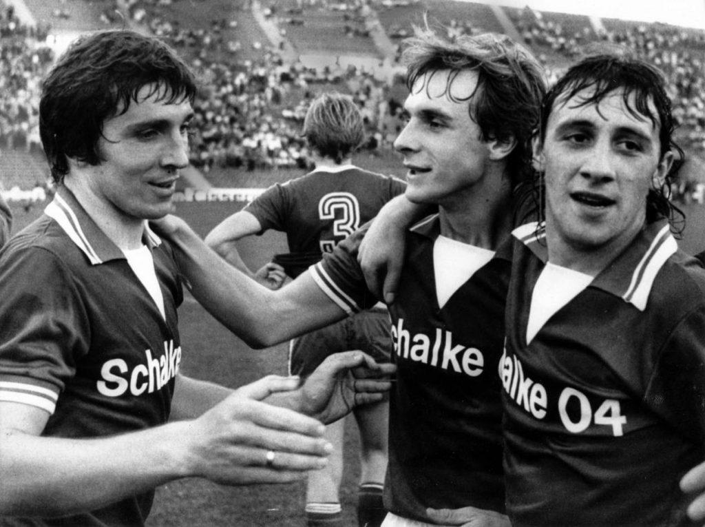 Klaus Fischer traf als alter Spieler von 1860 München besonders gerne gegen den FC Bayern.