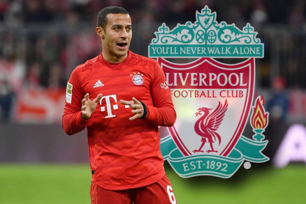 Five things Liverpool fans need to know about new signing Thiago Alcantara