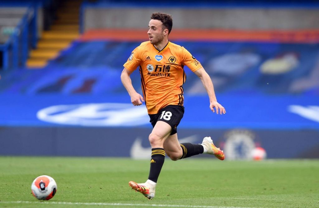 Liverpool close to signing £35m-rated Wolves forward Diogo Jota