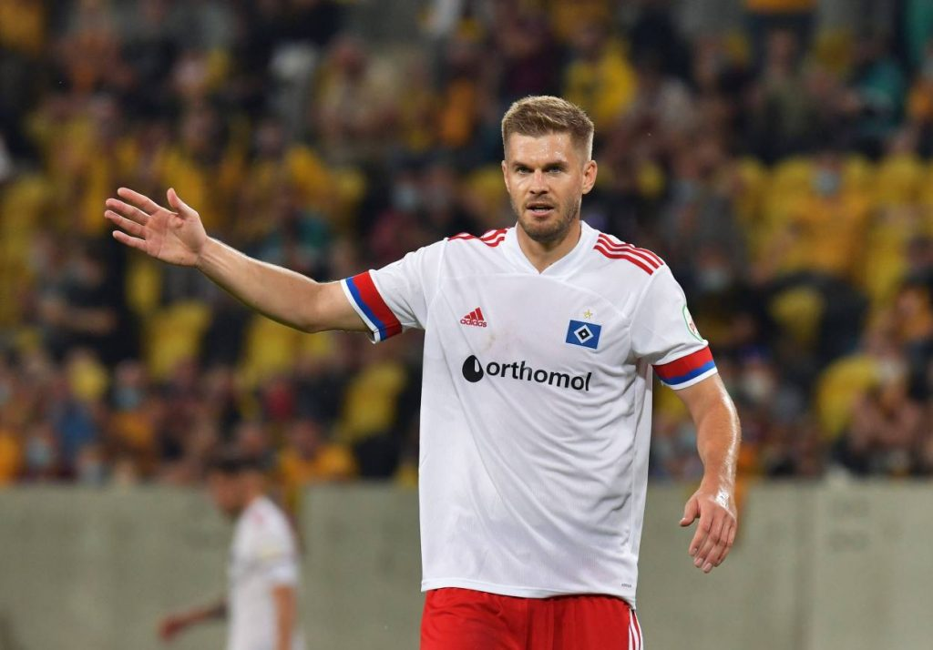 Simon Terodde Dynamo Dresden HSV