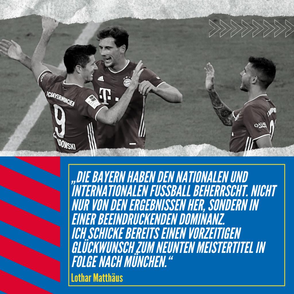 Matthäus über Bayern
