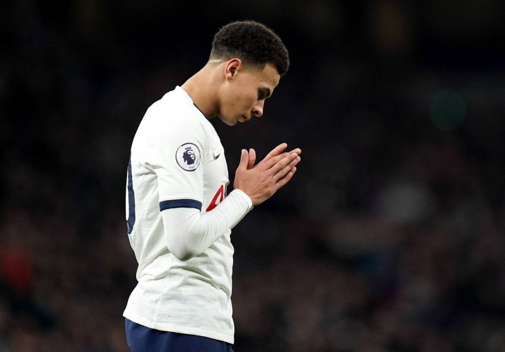 What needs to happen for Tottenham Hotspur to let Dele Alli join PSG on loan