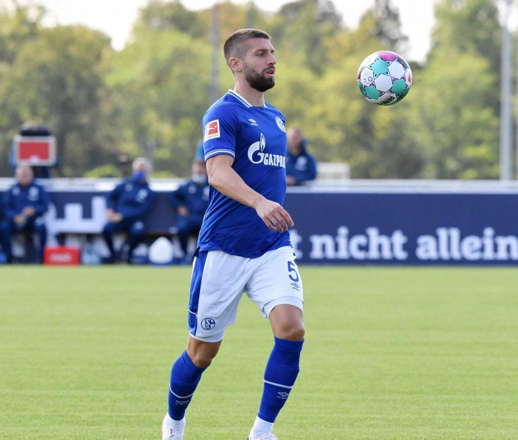 Milan want Schalke defender