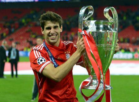 Javi Martinez FC Bayern München Champions League 2013