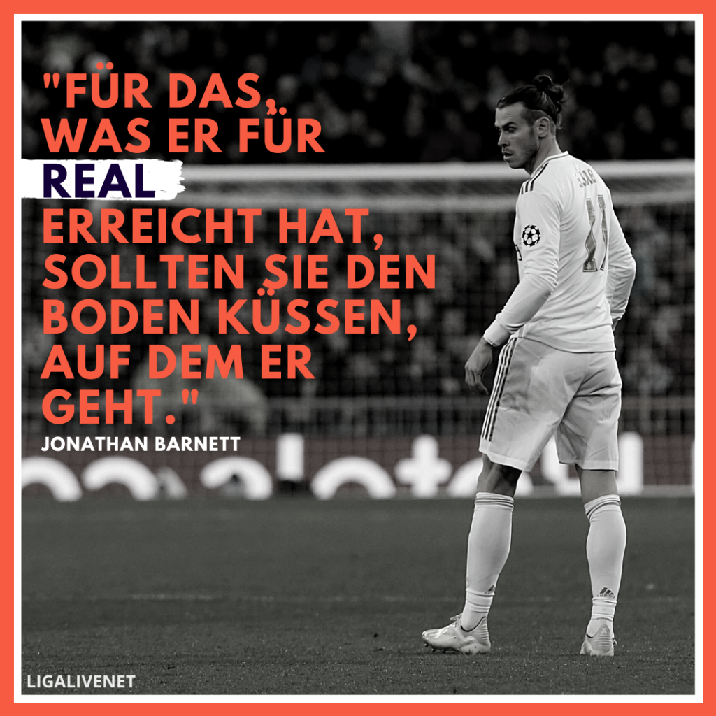 Bale Real Abschied
