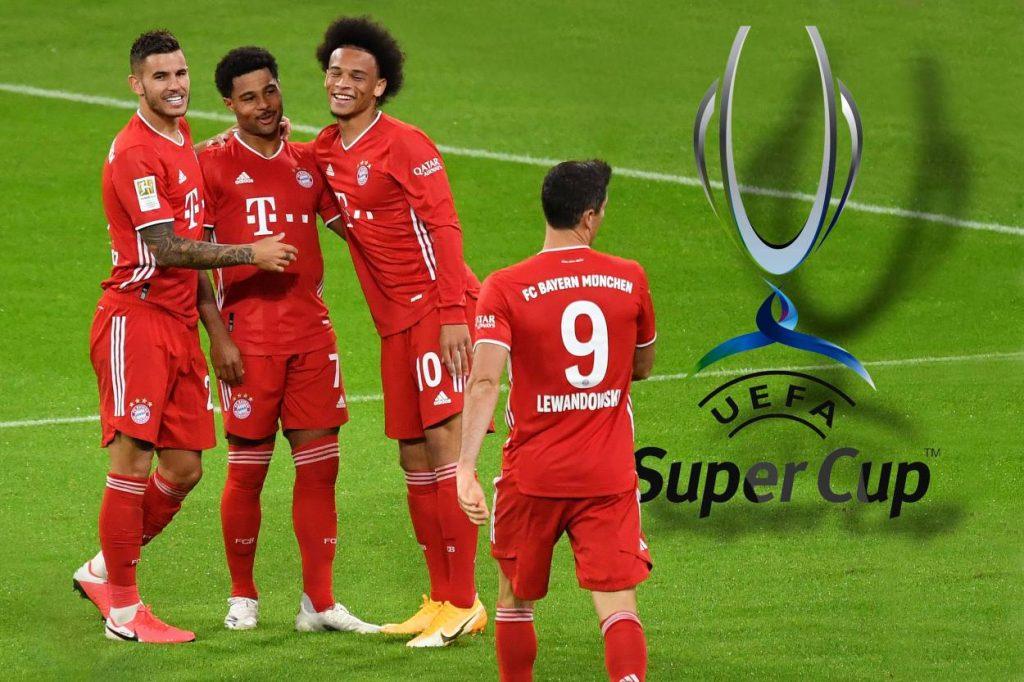 FC Bayern München, Supercup