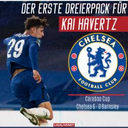 Der erste Dreierpack für Kai Haveritz (1)