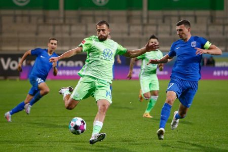 Europa League Qualifikation - VfL Wolfsburg Desna Tschernihiw