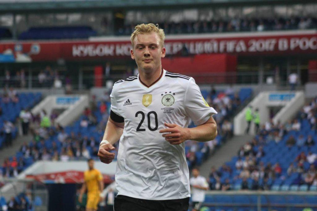 Julian Brandt Nationalmannschaft
