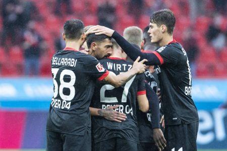 Leverkusen, Bayarena, Kerem Demirbay, Bayer 04 Leverkusen, RB Leipzig
