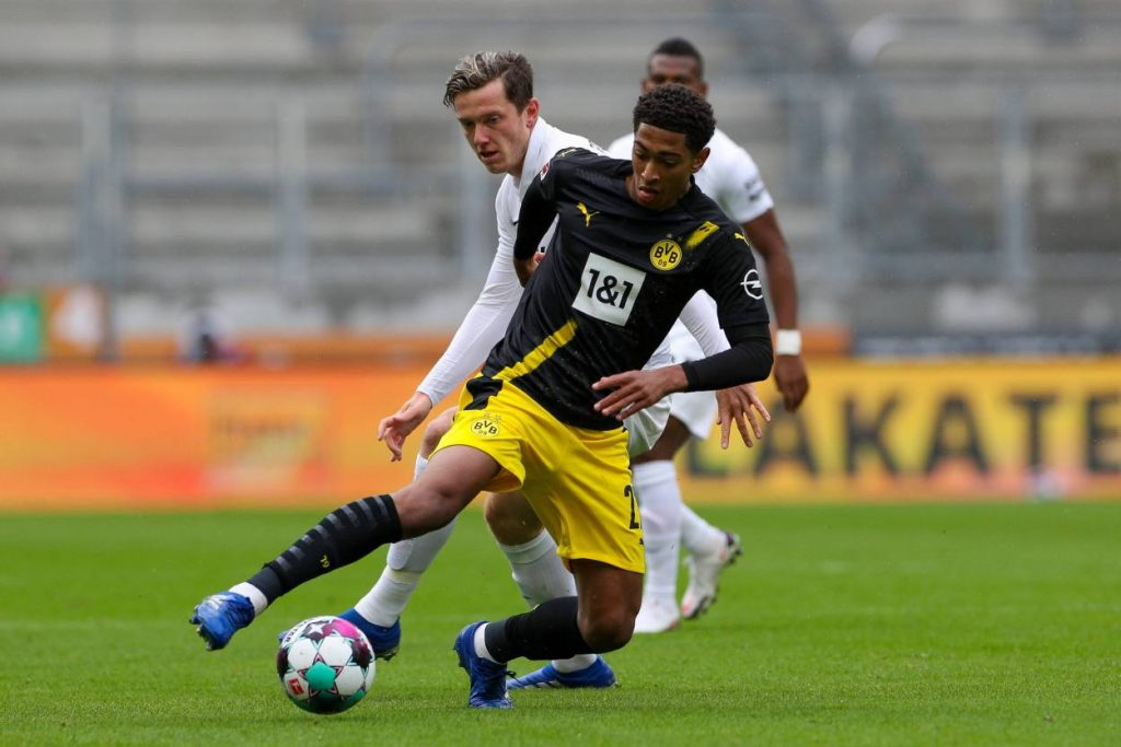 Bellingham, Borussia Dortmund, Gregoritsch, FC Augsburg