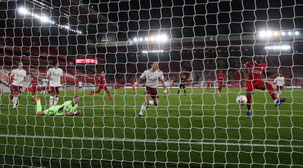 FC Liverpool FC Arsenal 3:1