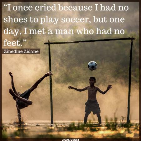 Zinedine Zidane Quote