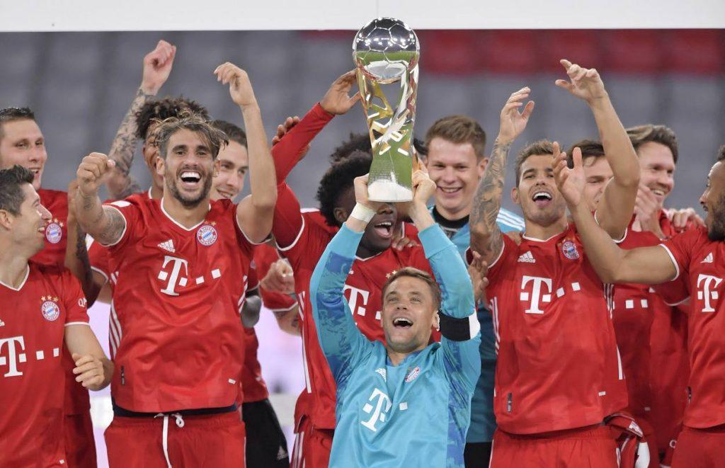 FC Bayern München Supercup 2020