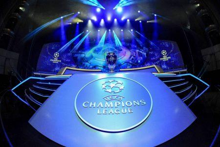 Champions League, Auslosung