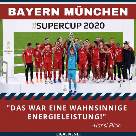 Bayern Supercupsieger