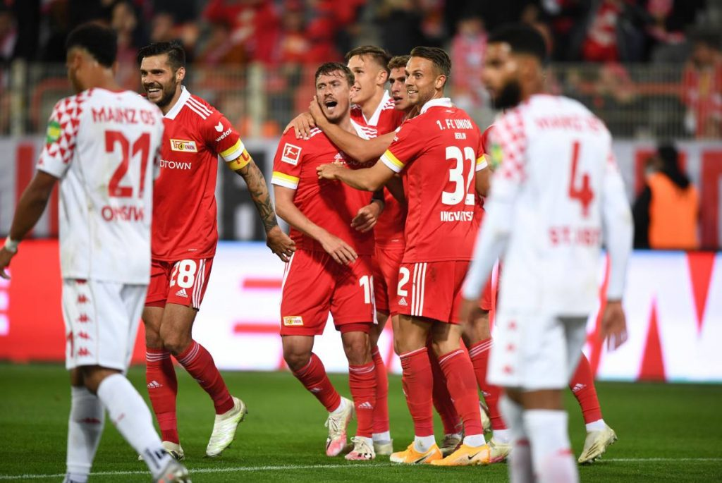 1. FC Union Berlin - FSV Mainz 05 4:0