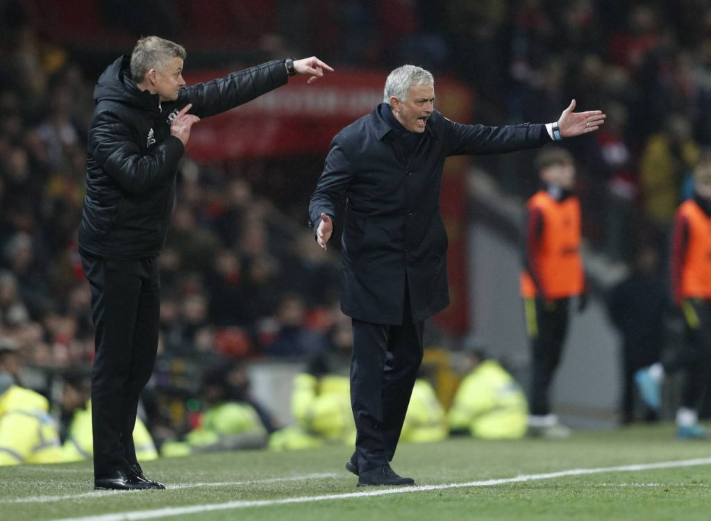 After knocking out his former club Chelsea from Carabao Cup, Jose Mourinho returns to another former club