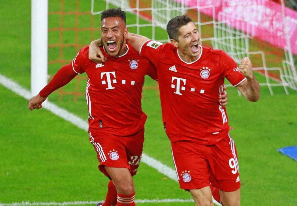 FC Bayern, München, Hertha BSC, Berlin, Robert Lewandowski