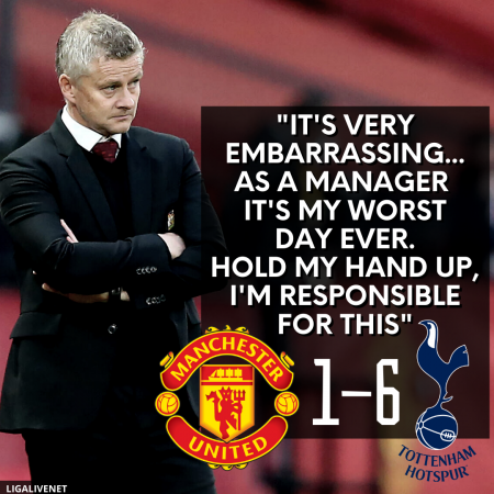 Manchester United Tottenham