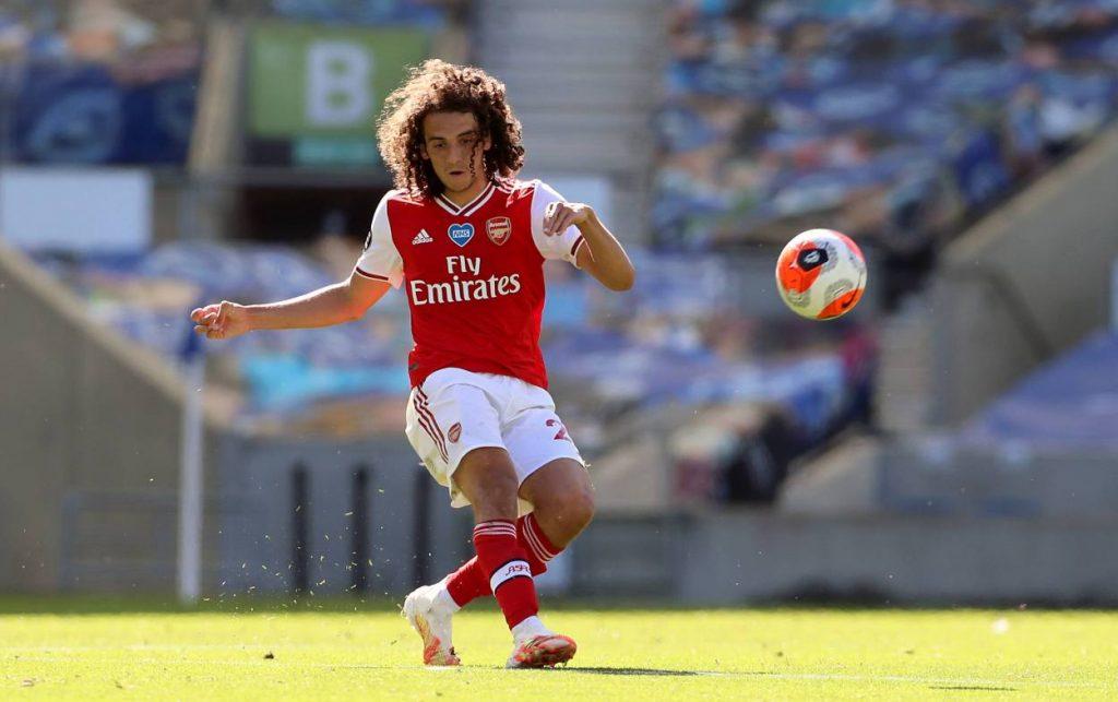 Hertha BSC, Transfers, Leihe, Matteo Guendouzi, FC Arsenal