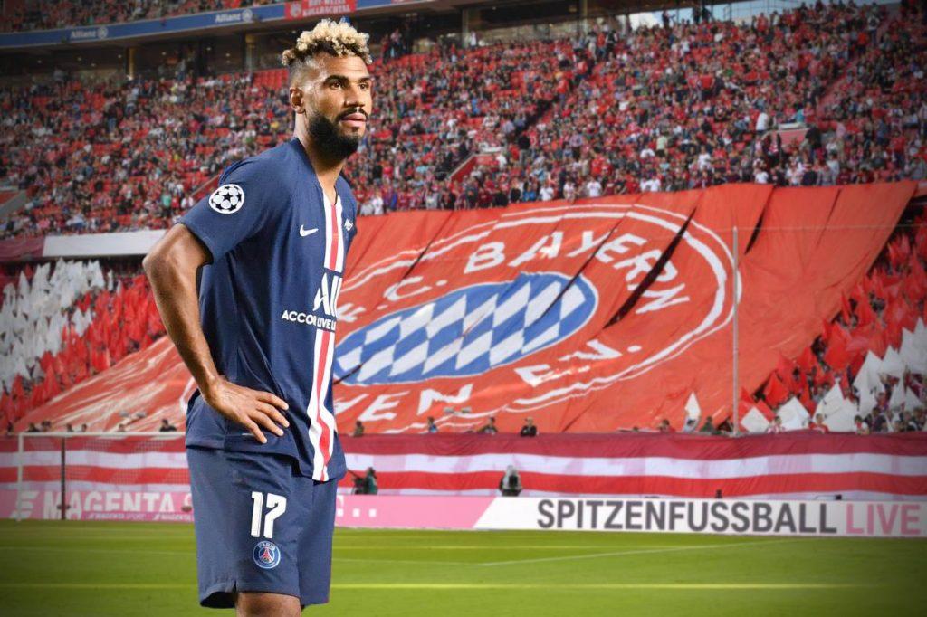Eric Maxim Choupo-Moting FC Bayern München