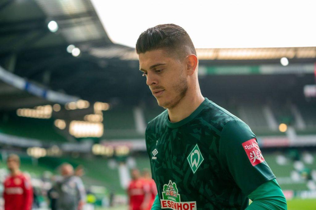 Milot Rashica Werder Bremen