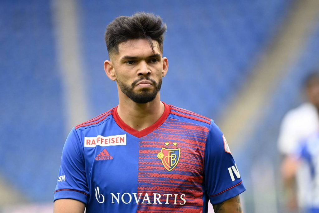 Transfers, Hertha BSC, Omar Alderete, FC Basel