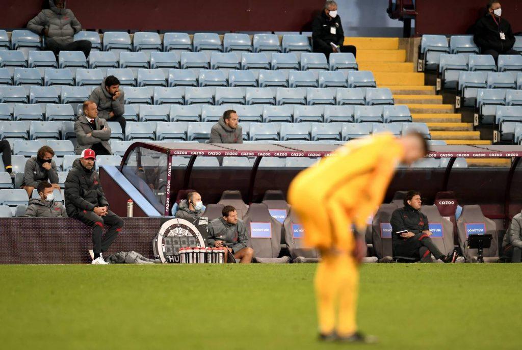 Aston Villa FC Liverpool 7:2