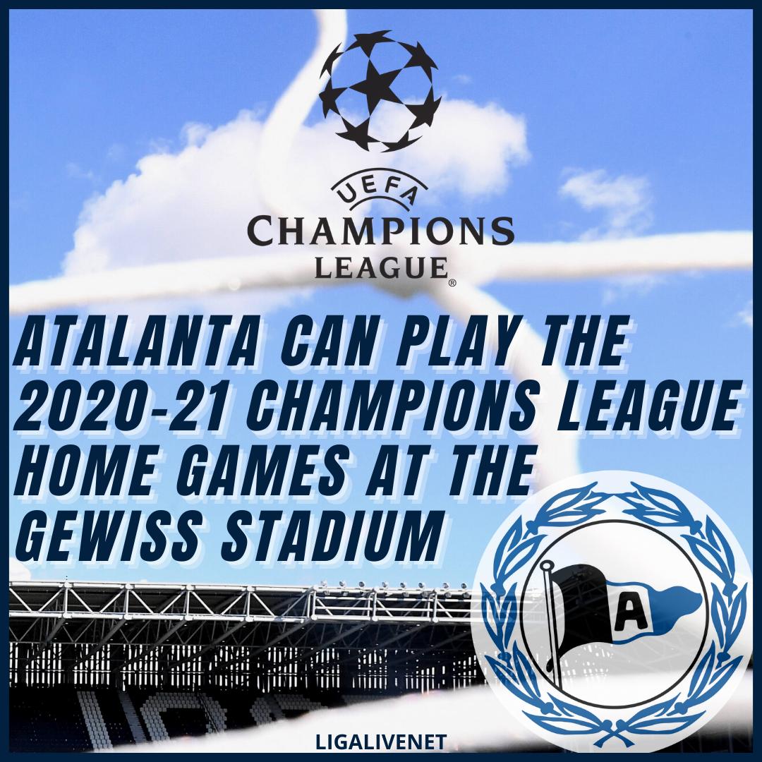 Atalanta dream comes true