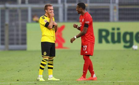 Mario Götze Borussia Dortmund FC Bayern München