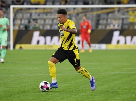 Jadon Sancho to Liverpool? Liverpool urged to sign Borussia Dortmund star over Kylian Mbappe