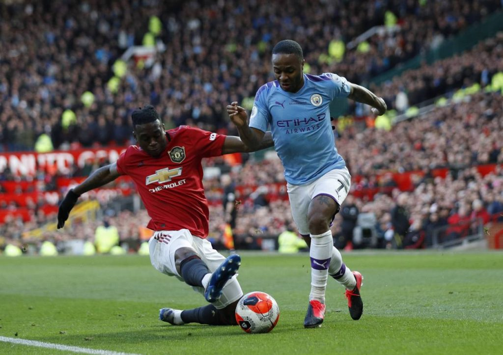 Aaron Wan-Bissaka emerges as the most efficient tackler in the Premier League