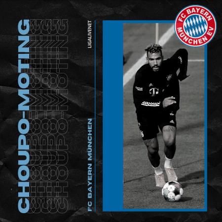 Choupo Moting Bayern