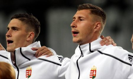 Fußball EM 2021, Ungarn, Bundesliga, Spieler, Roland Sallai, Willi Orban