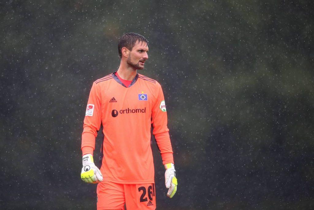 Sven Ulreich Hamburger SV