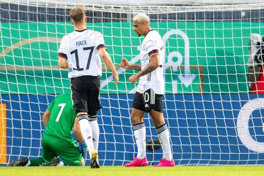 Lukas Nmecha Deutschland U21