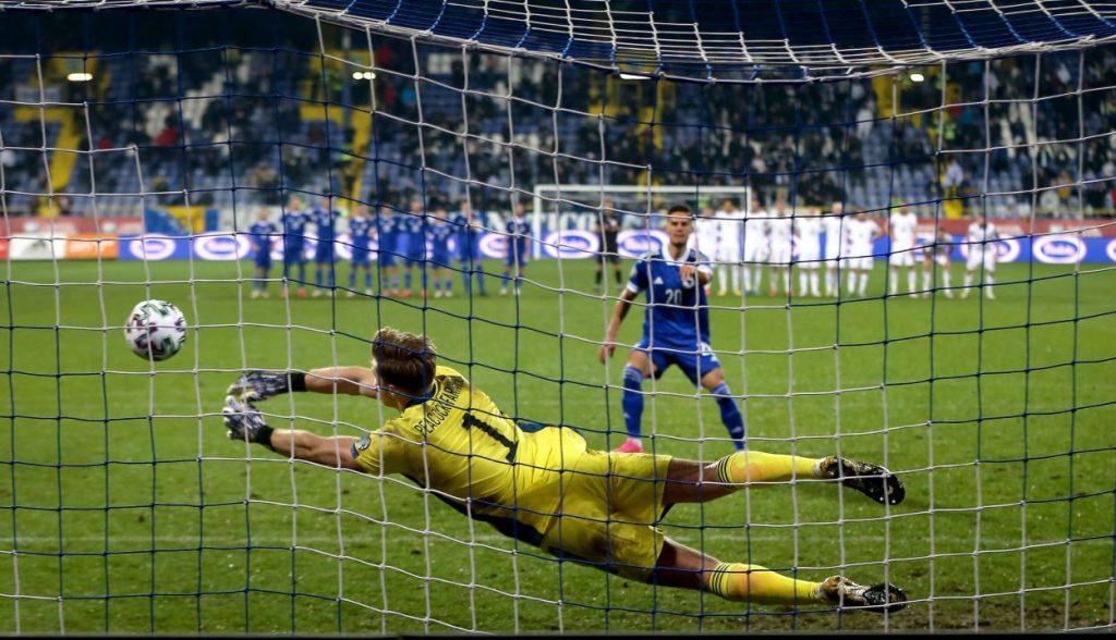 Bosnien-Herzegowina Nordirland EURO 2021 Playoffs