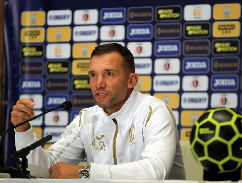 deutsche Nationalmannschaft, Ukraine, Fußball-Nationaltrainer, Andrej Schewtschenko