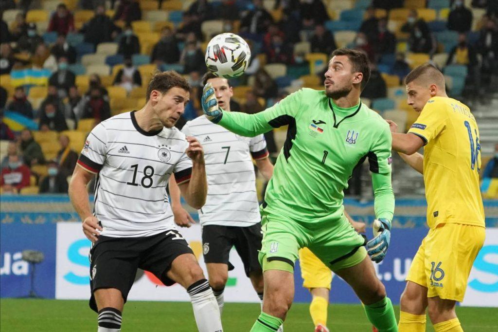 UEFA Nations League, deutsche Fußball-Nationalmannschaft, Ukraine, Leon Goretzka