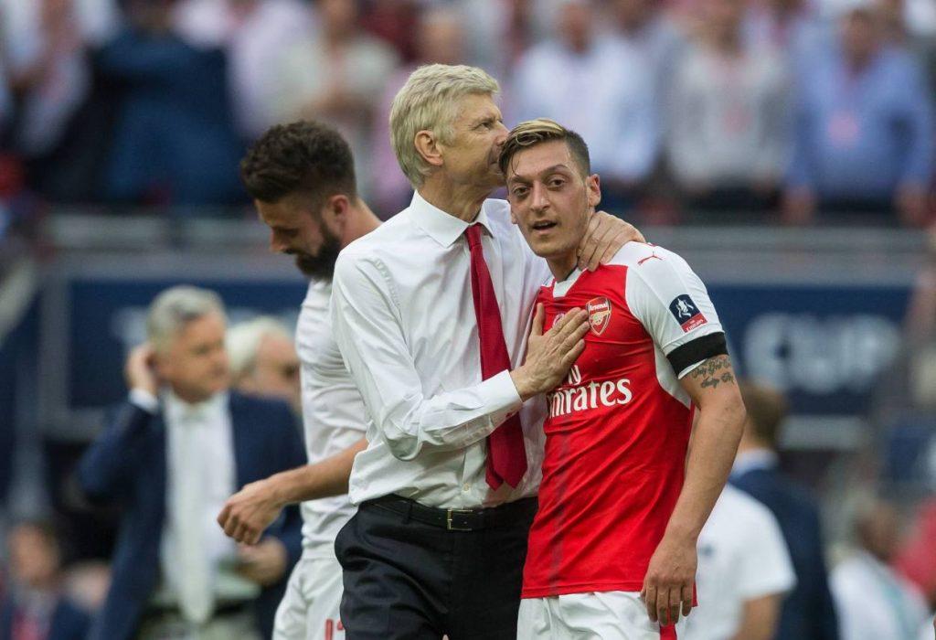 Arsene Wenger, Trainer, Mesut Özil, FC Arsenal