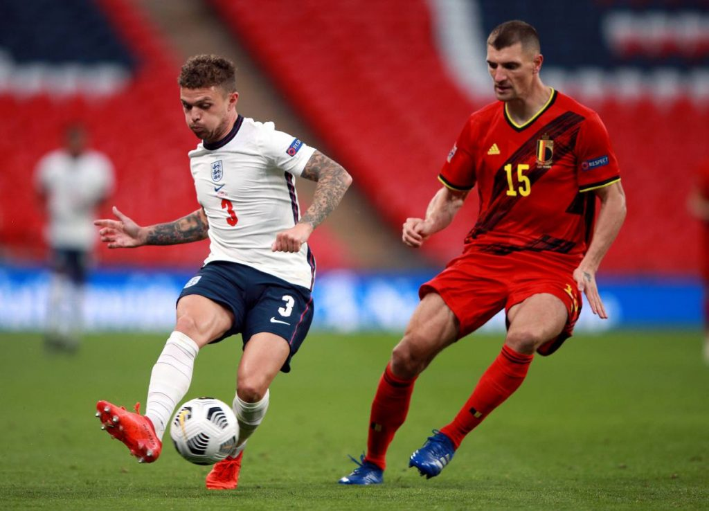 UEFA Nations League, England, Belgien