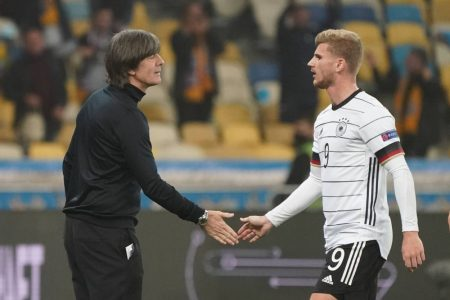 Joachim Löw Ukraine Deutschland 1:2 Nations League