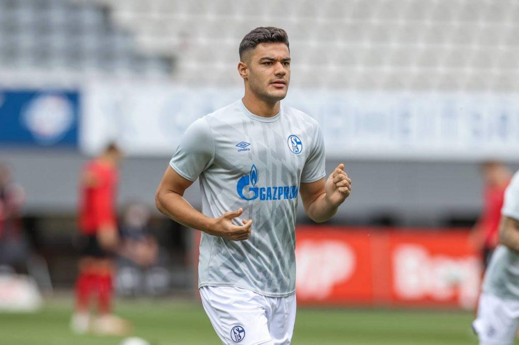 Ozan Kabak, Schalke